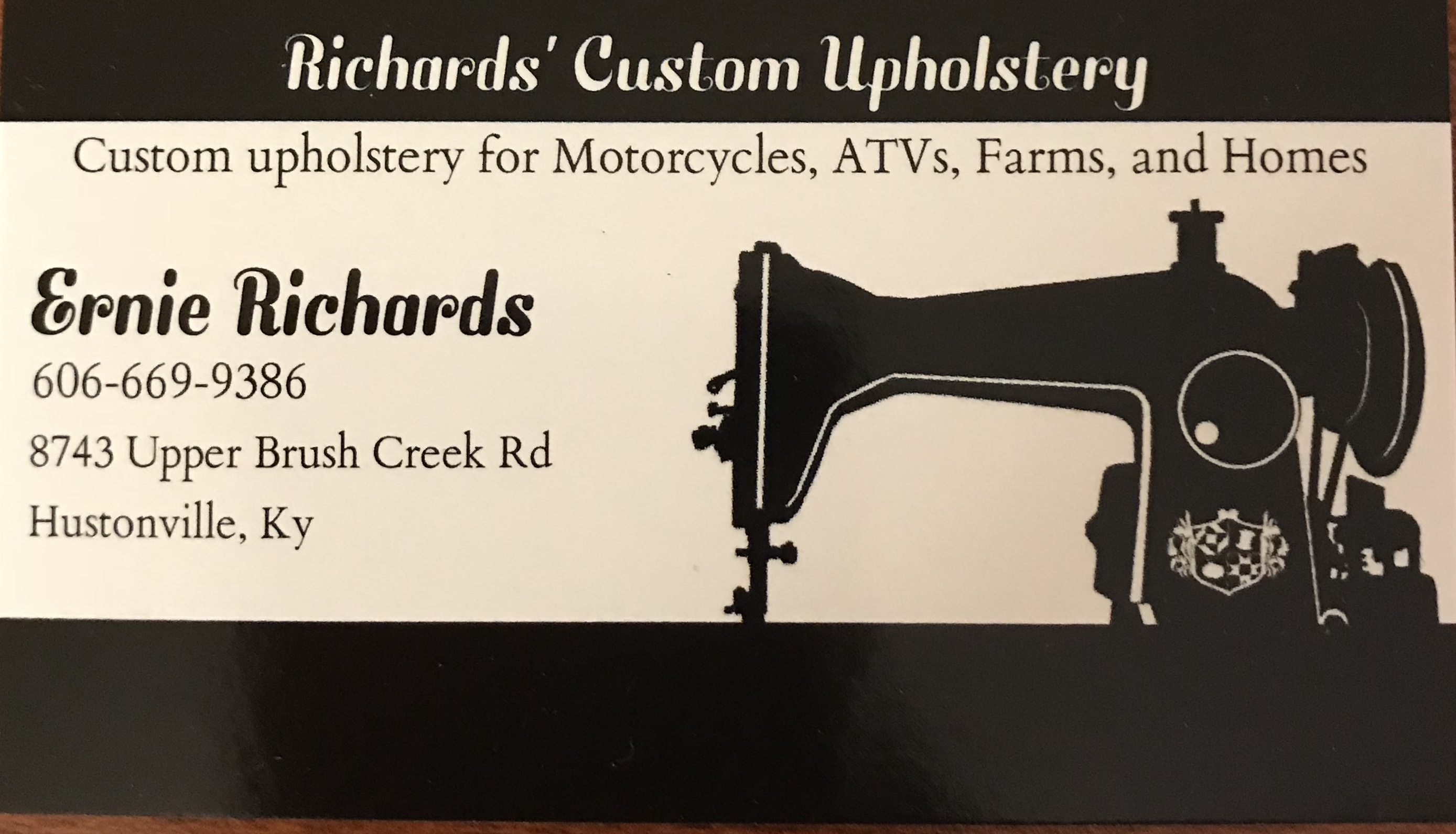 richards custom upholstery liberty casey county chamber